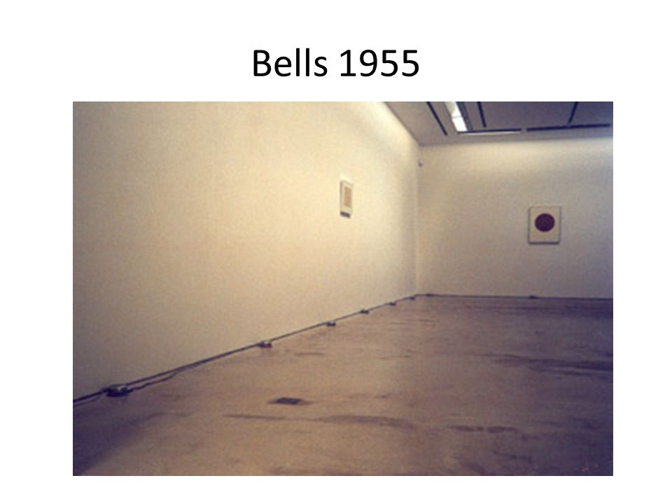 Bells 1955