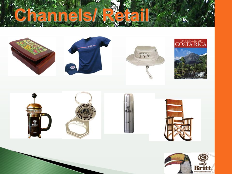 Channels/ Retail