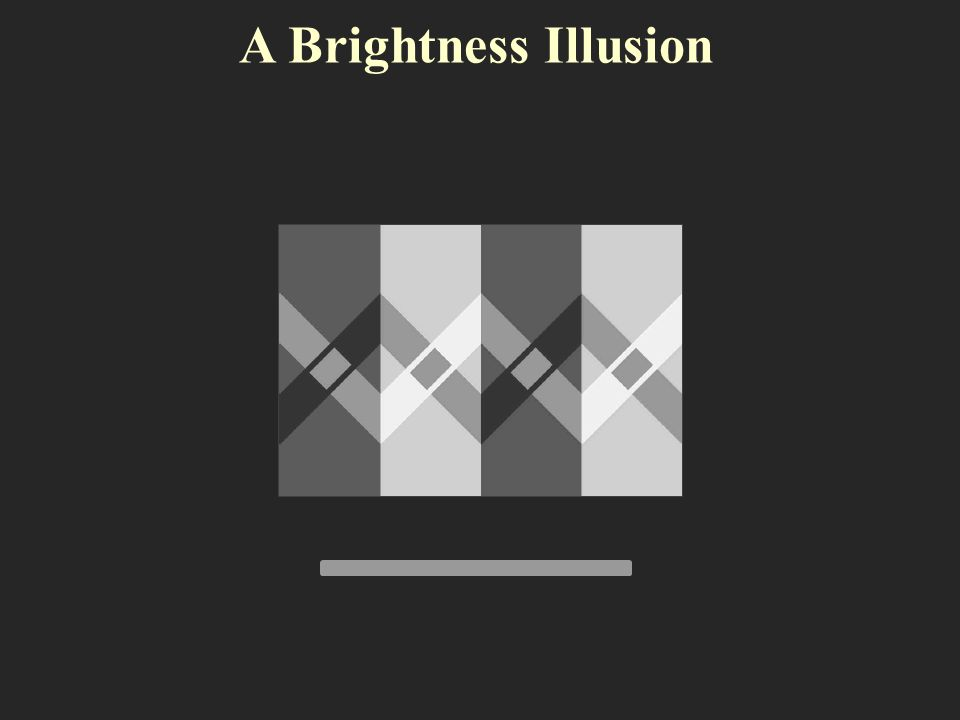 A Brightness Illusion