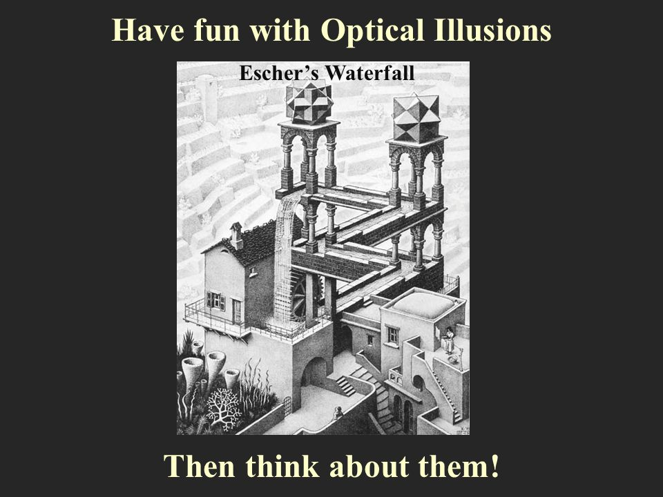 Have fun with Optical Illusions