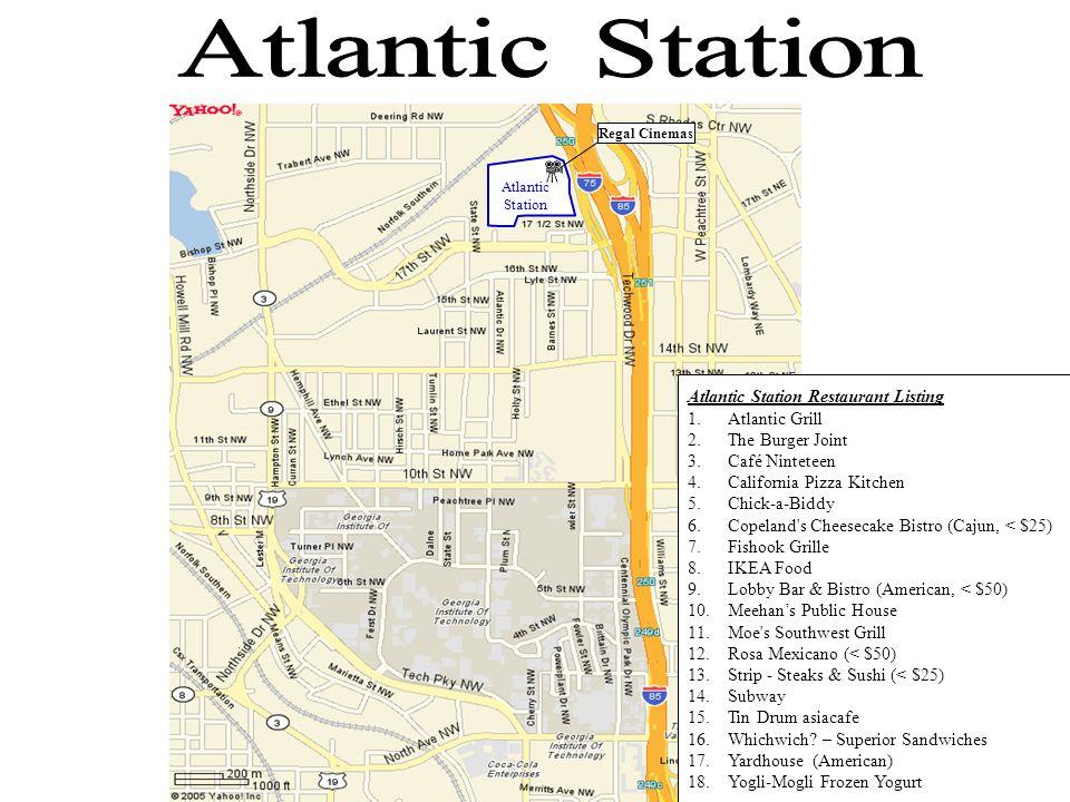 Atlantic Station Atlantic Station Restaurant Listing Atlantic Grill