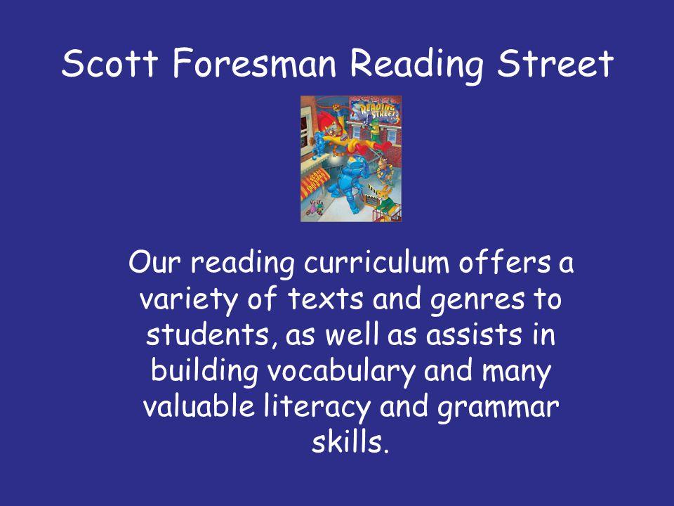 Scott Foresman Reading Street