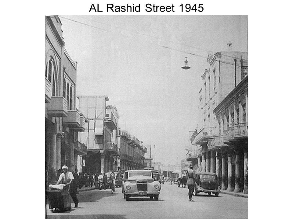 AL Rashid Street 1945
