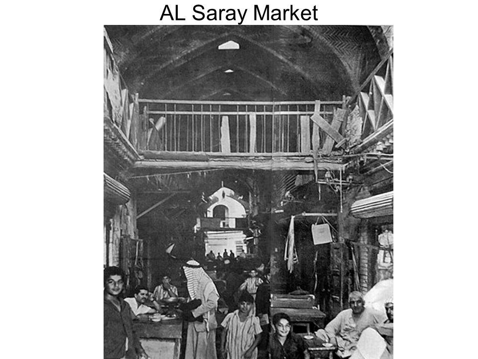 AL Saray Market