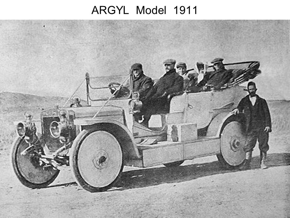ARGYL Model 1911
