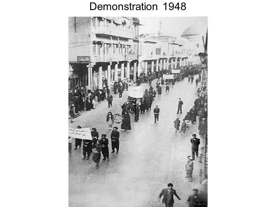 Demonstration 1948