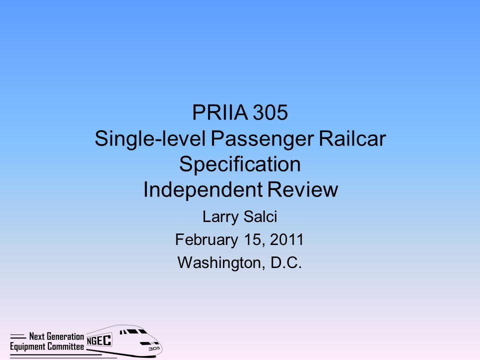 Larry Salci February 15, 2011 Washington, D.C.