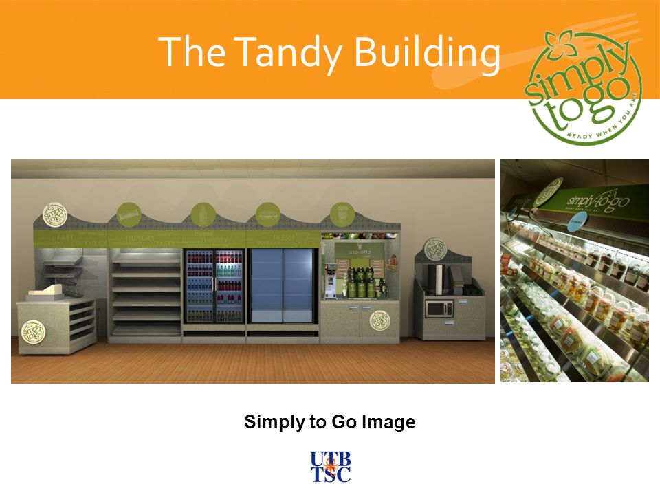 The Tandy Building Simply to Go Image Future C-Store and Bistro