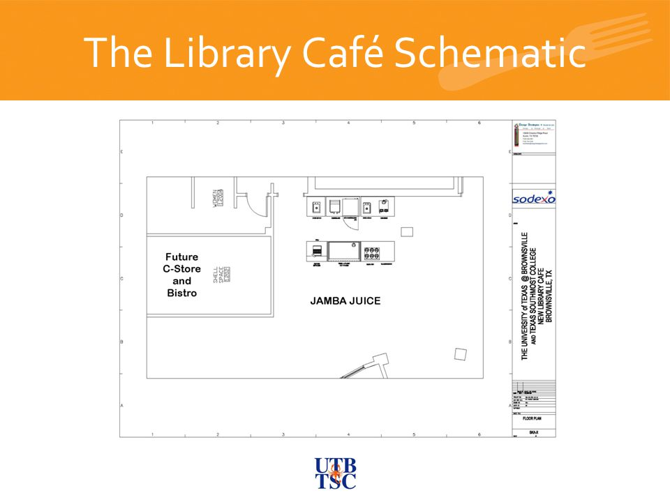 The Library Café Schematic