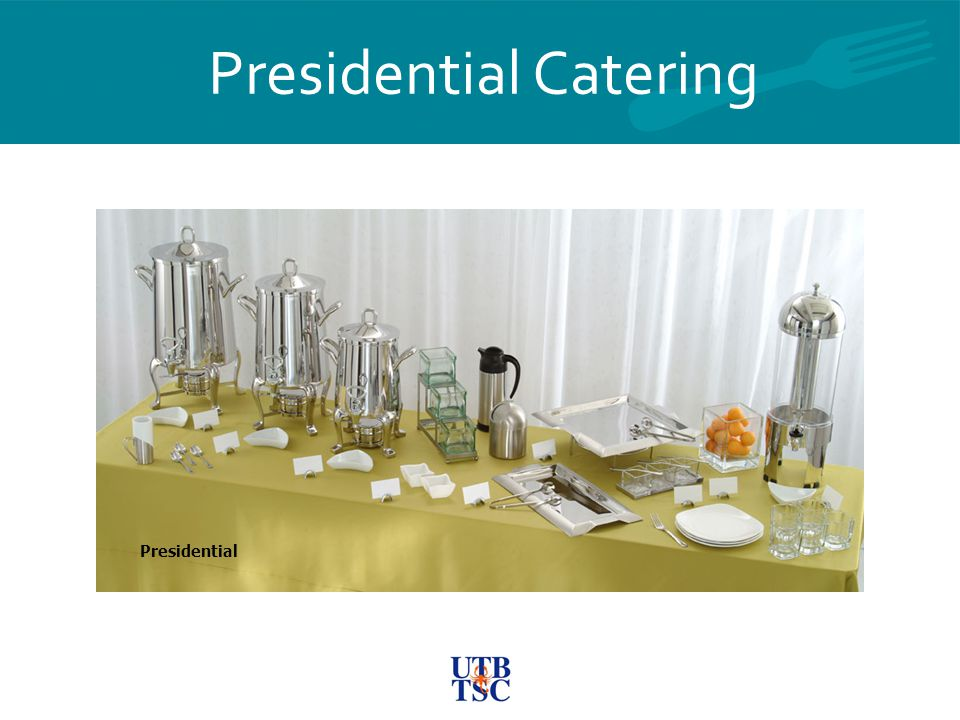 Presidential Catering