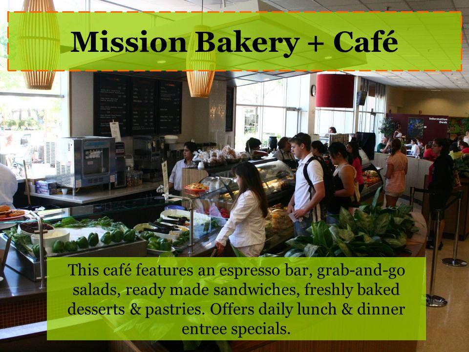 Mission Bakery + Café