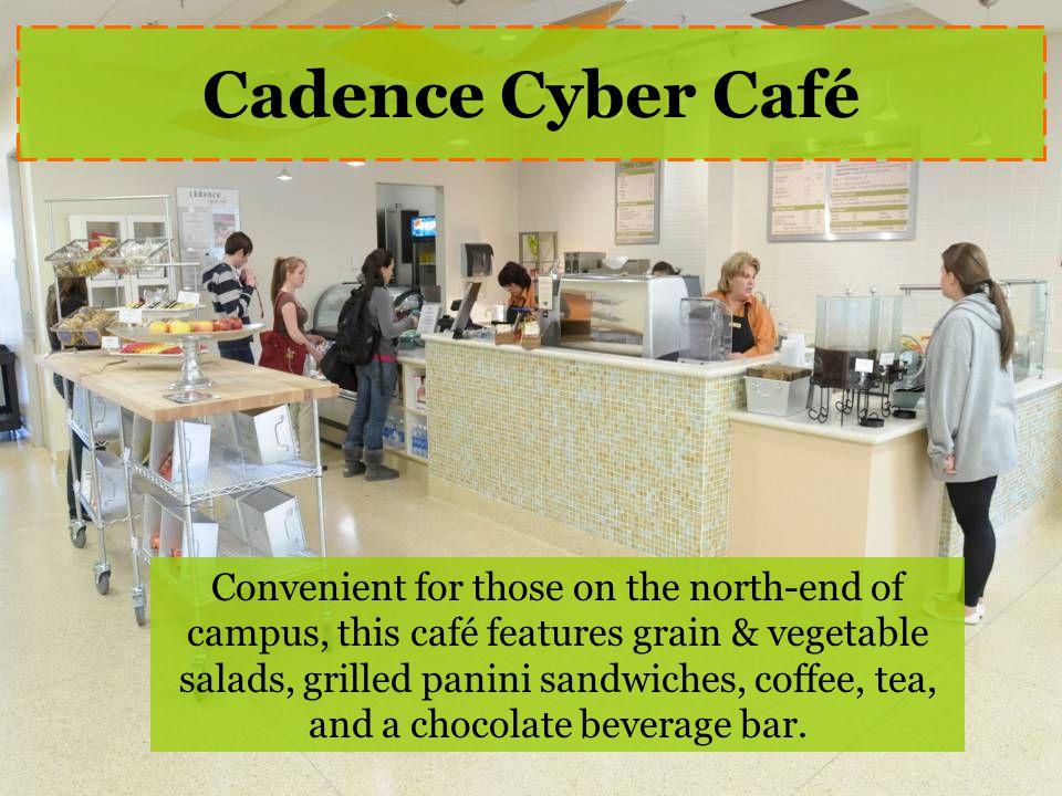 Cadence Cyber Café