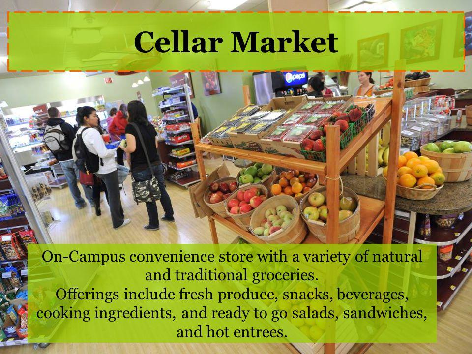 Cellar Market