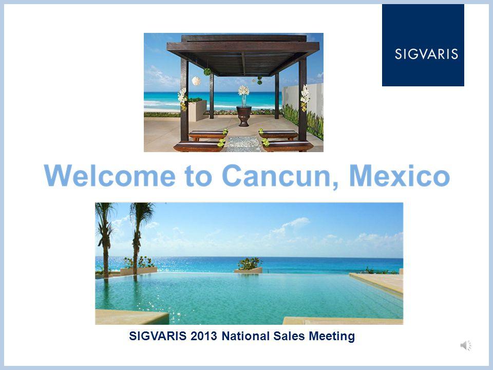 SIGVARIS 2013 National Sales Meeting