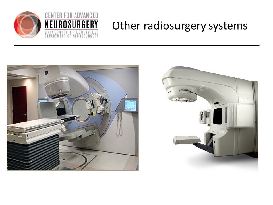 Other radiosurgery systems