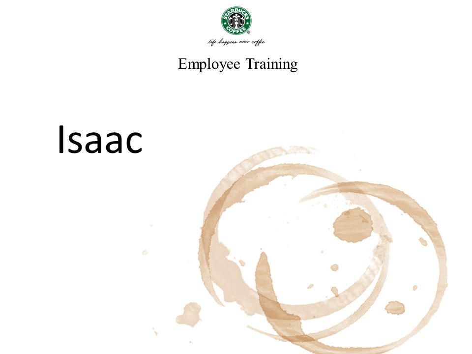 Employee Training Isaac