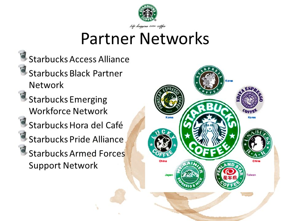 Partner Networks Starbucks Access Alliance