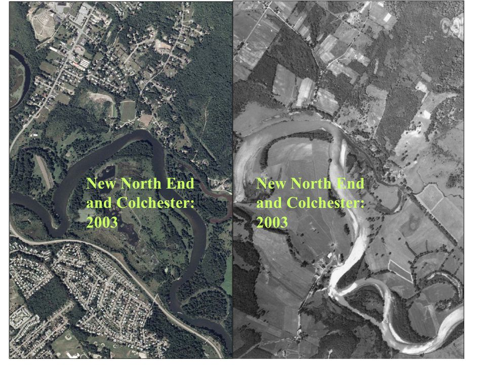 New North End and Colchester: 2003