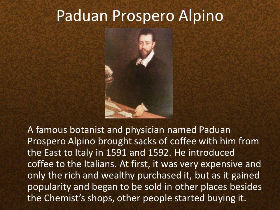 Paduan Prospero Alpino