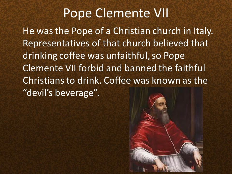 Pope Clemente VII