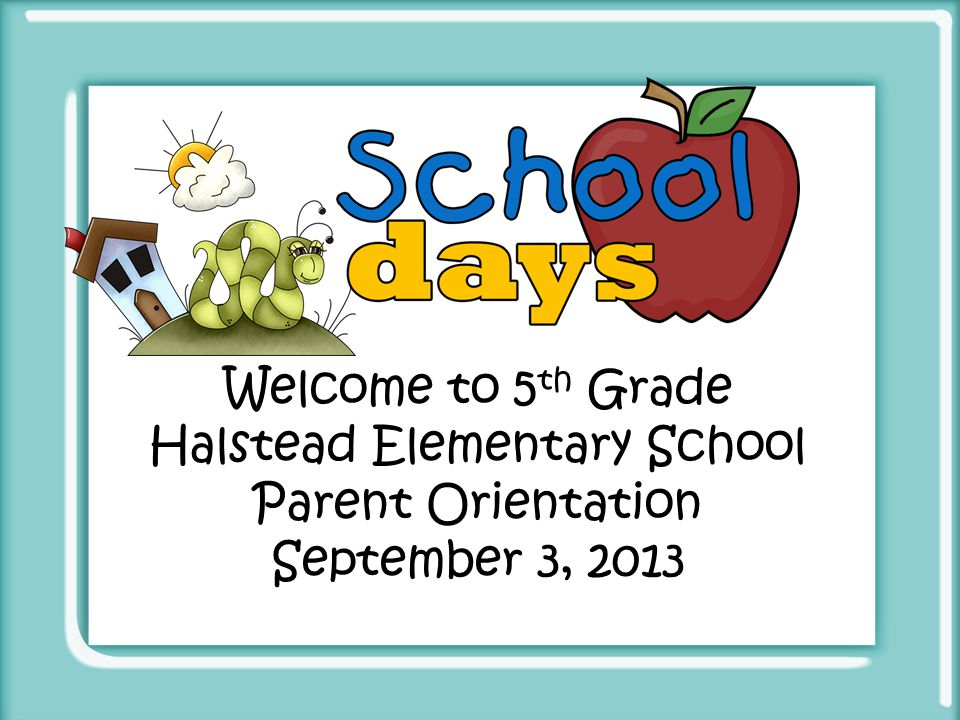 Halstead Elementary School