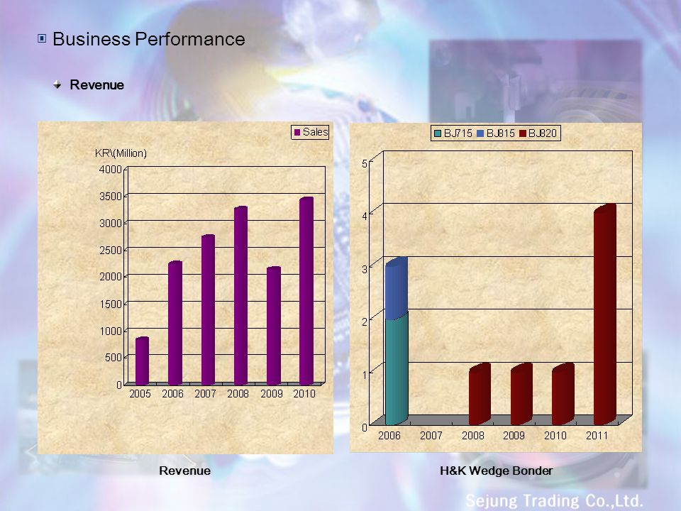 ▣ Business Performance