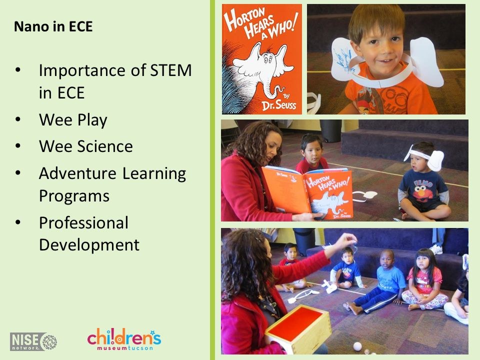 Importance of STEM in ECE Wee Play Wee Science