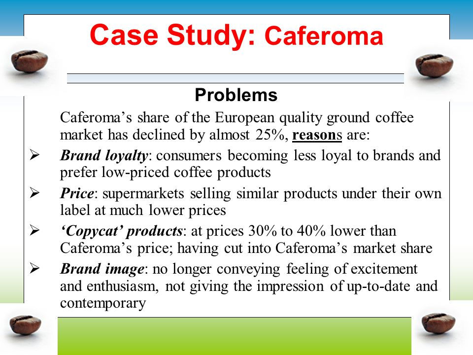 caferoma repositioning of products Dialing up the volume on strategic innovation graham  designing and revising strategy requires regular repositioning on key  product range, image.