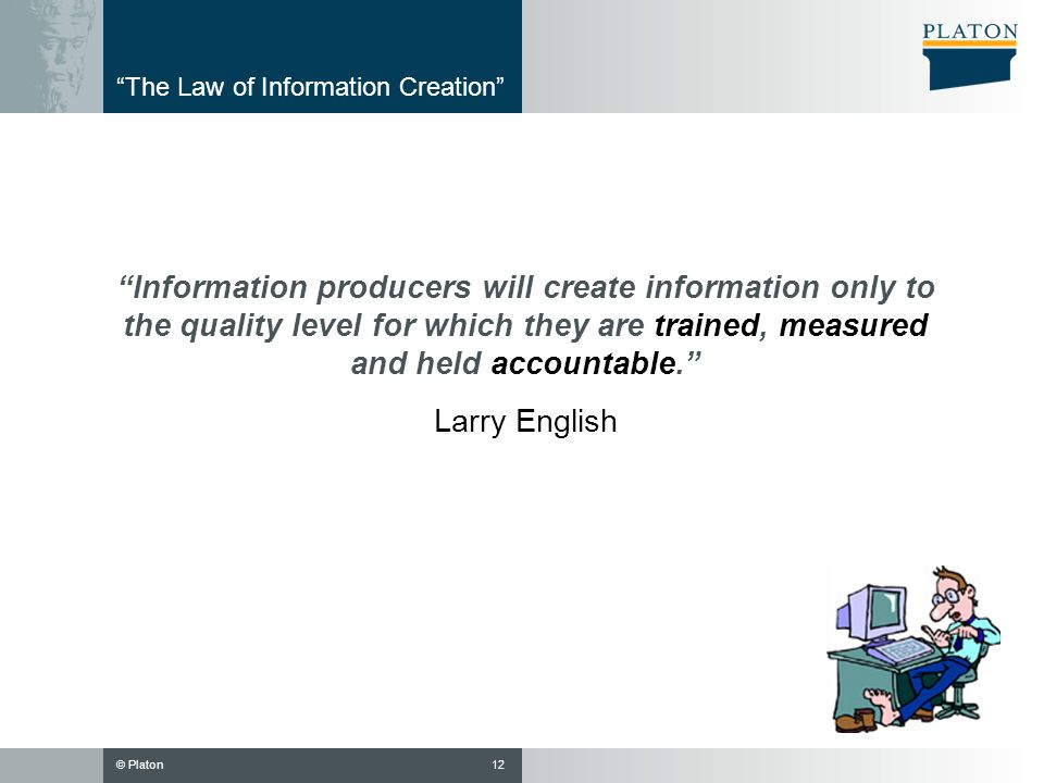 The Law of Information Creation