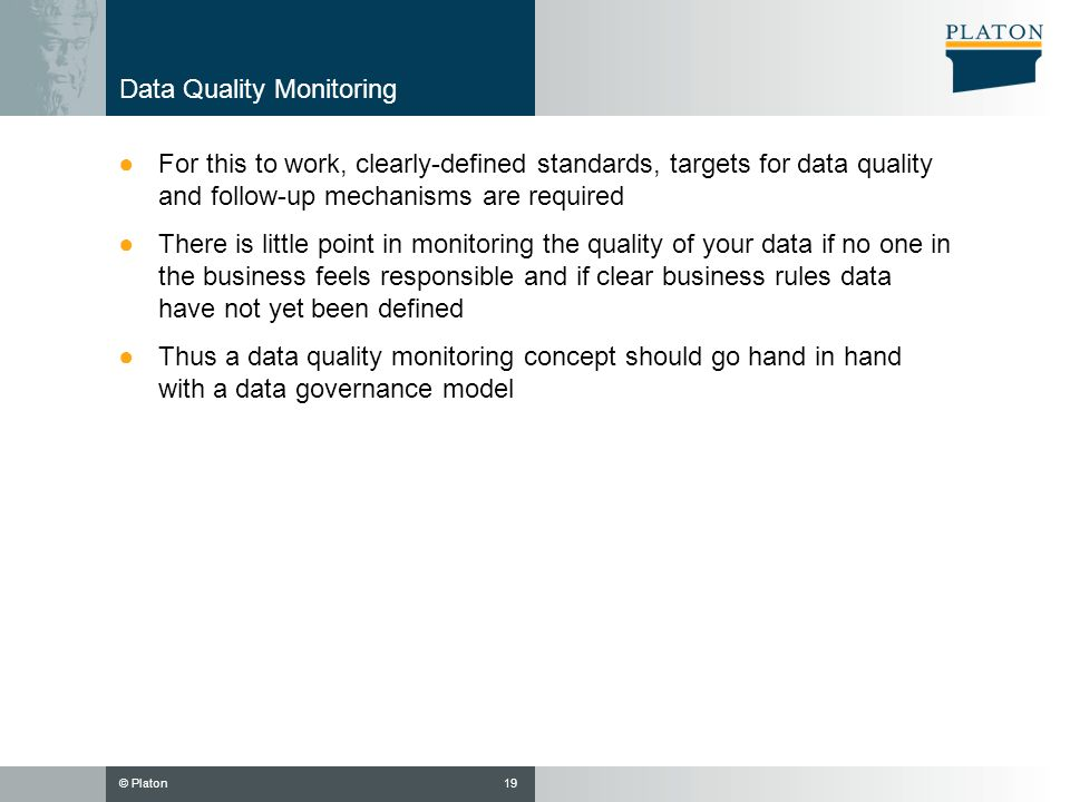 Data Quality Monitoring