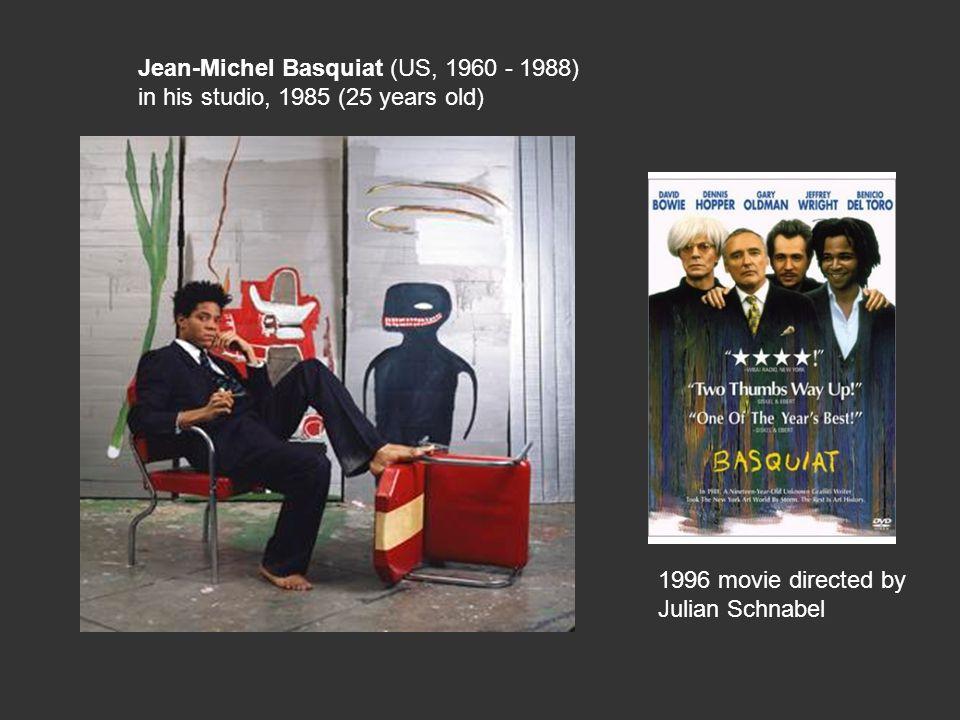 Jean-Michel Basquiat (US, 1960 - 1988)