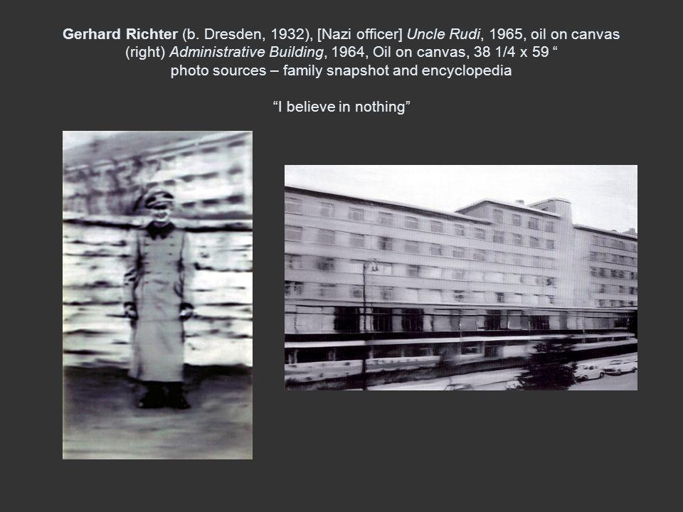 Gerhard Richter (b.