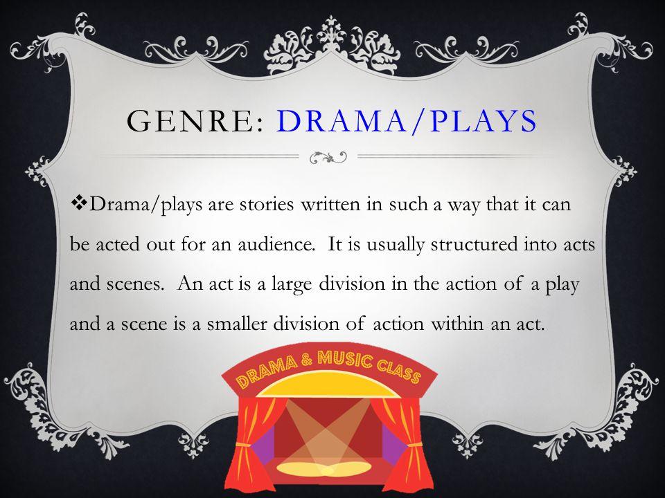 Genre: Drama/Plays