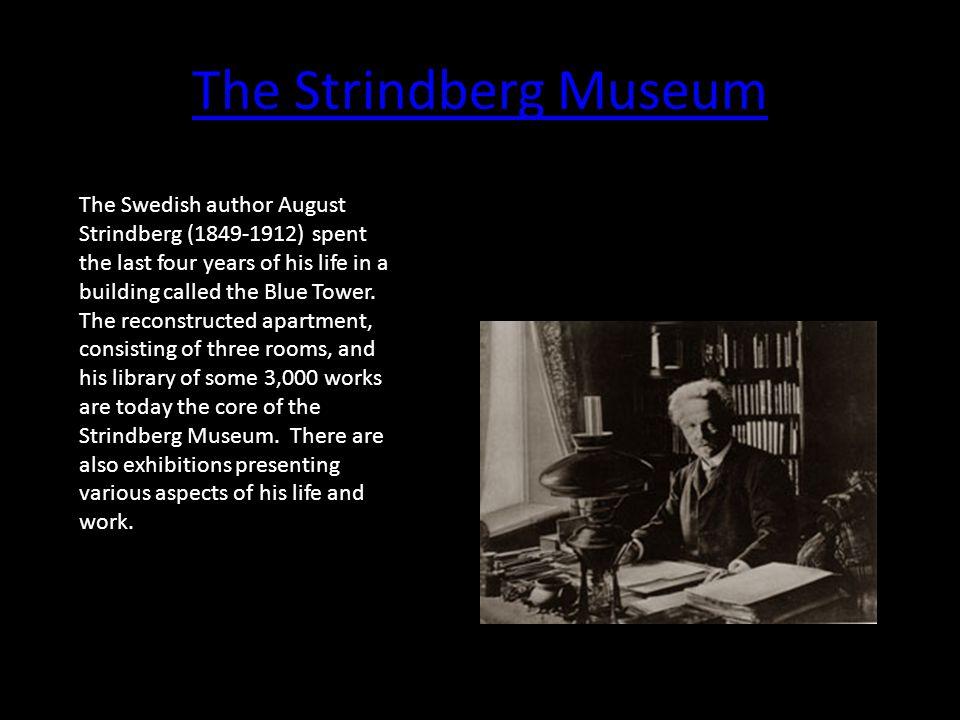 The Strindberg Museum