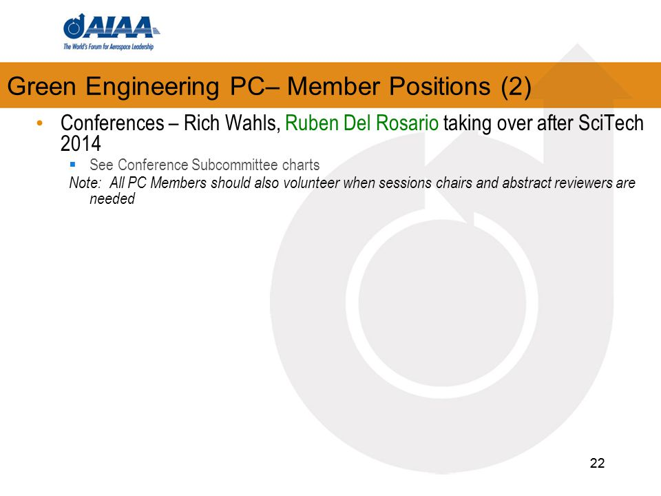 Green Engineering PC– Member Positions (2)