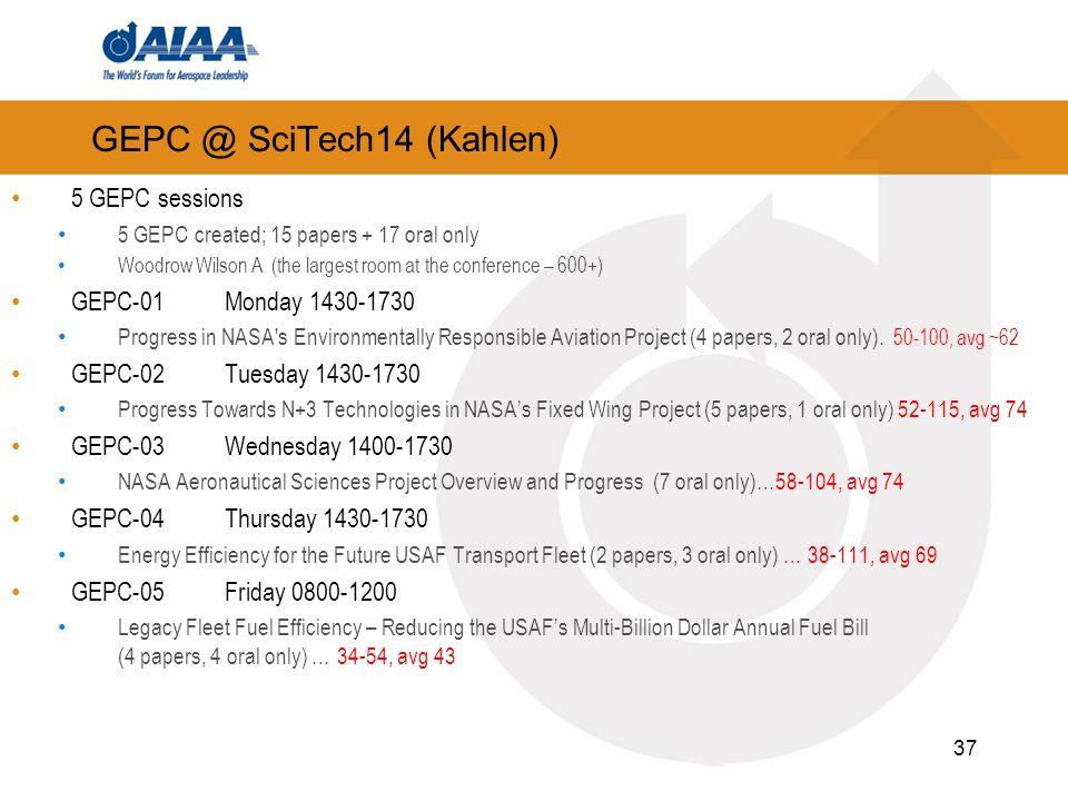 GEPC @ SciTech14 (Kahlen)
