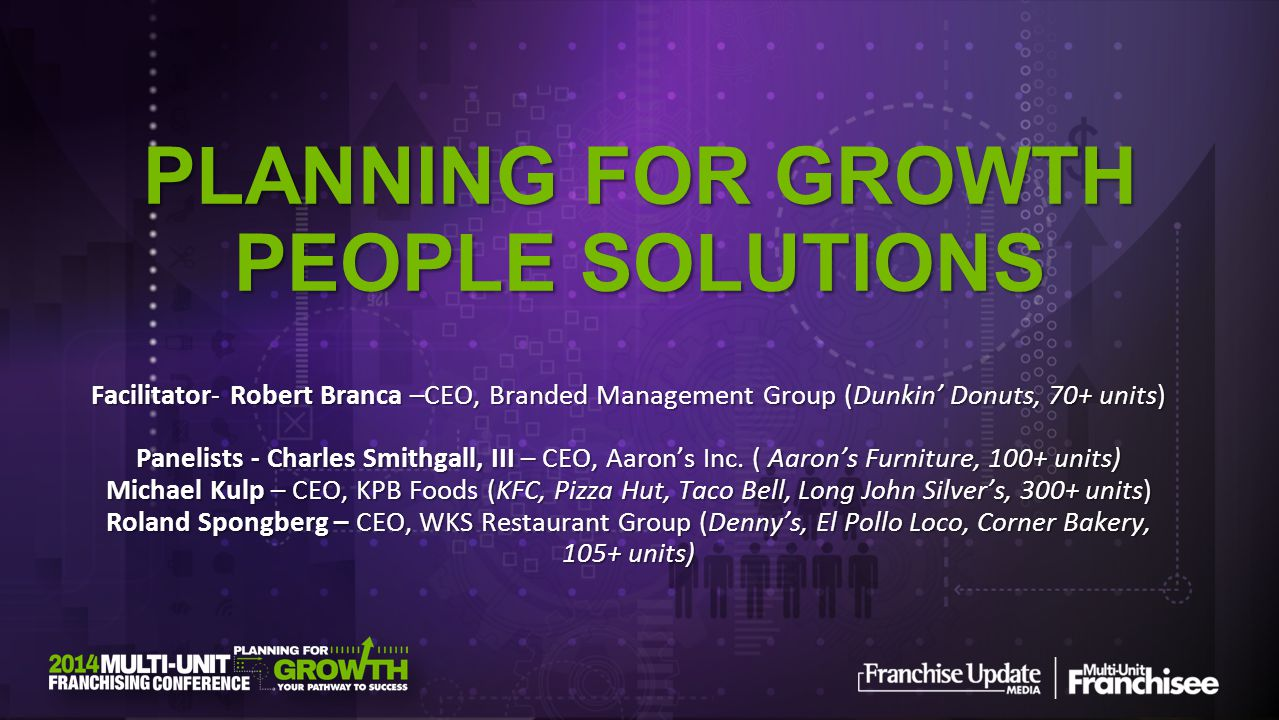 PLANNING FOR GROWTH PEOPLE SOLUTIONS