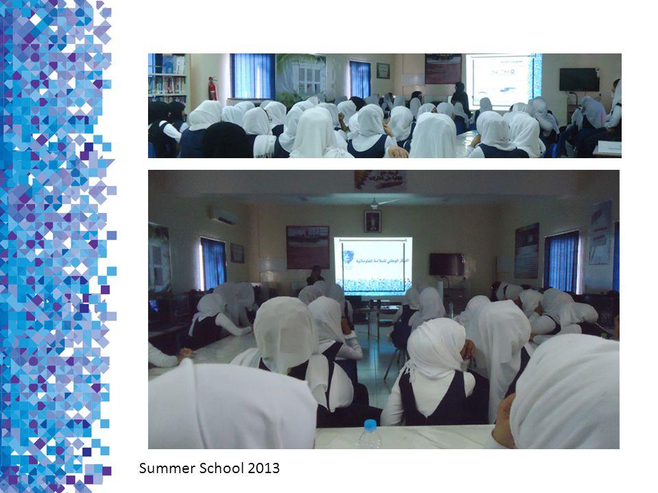 Summer School 2013