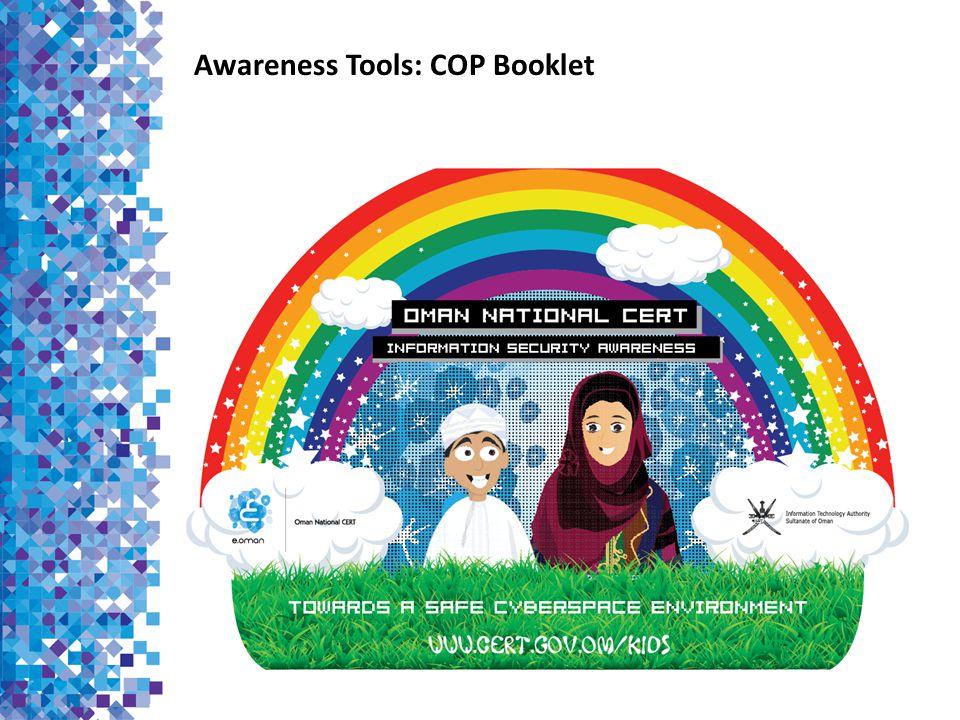 Awareness Tools: COP Booklet