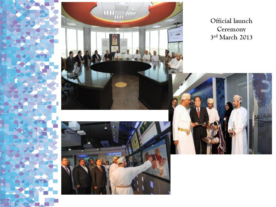 Official launch Ceremony 3rd March 2013