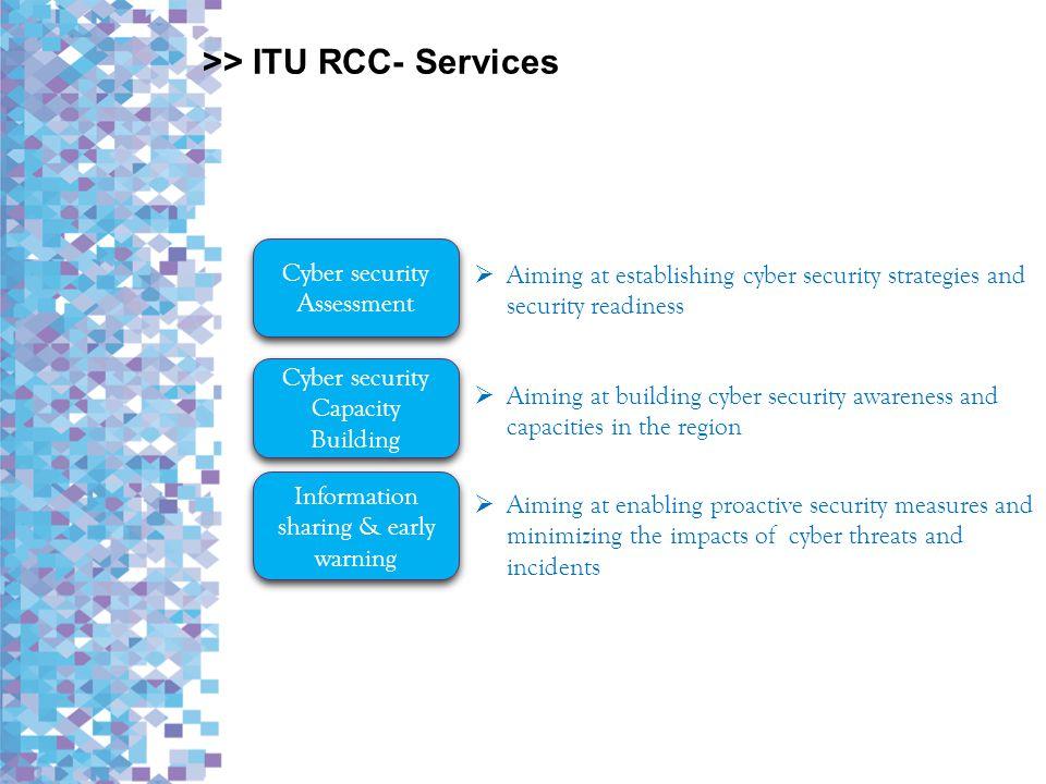 >> ITU RCC- Services
