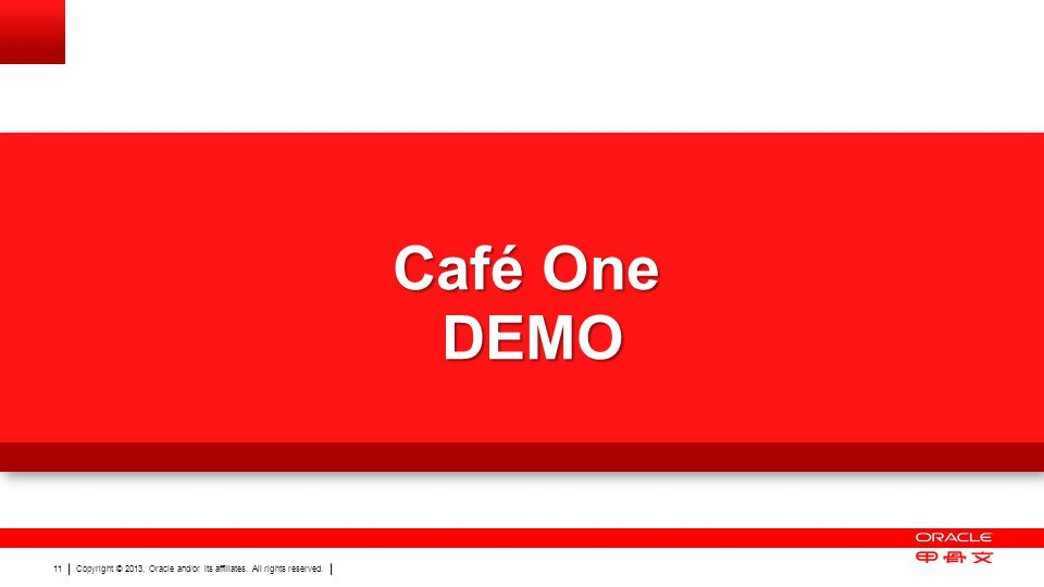 Café One DEMO Demo of Autosuggest, UDC dropdown, Café One and One View Watchlists 11