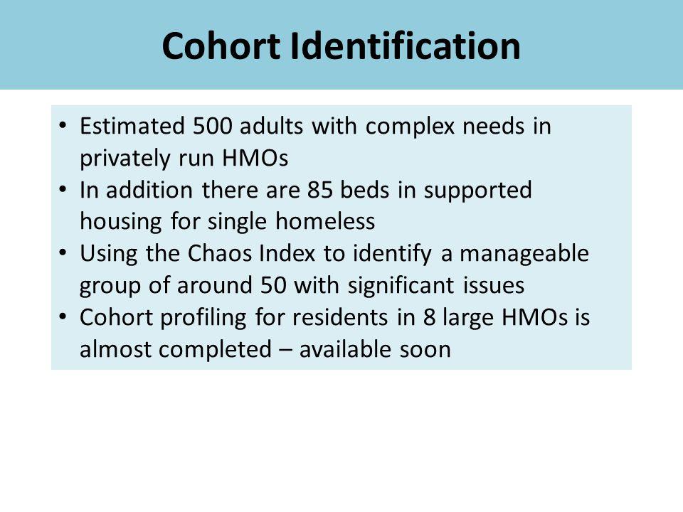 Cohort Identification