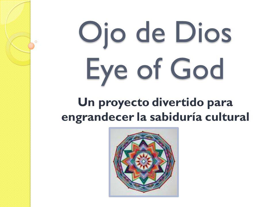 Un proyecto divertido para engrandecer la sabiduría cultural