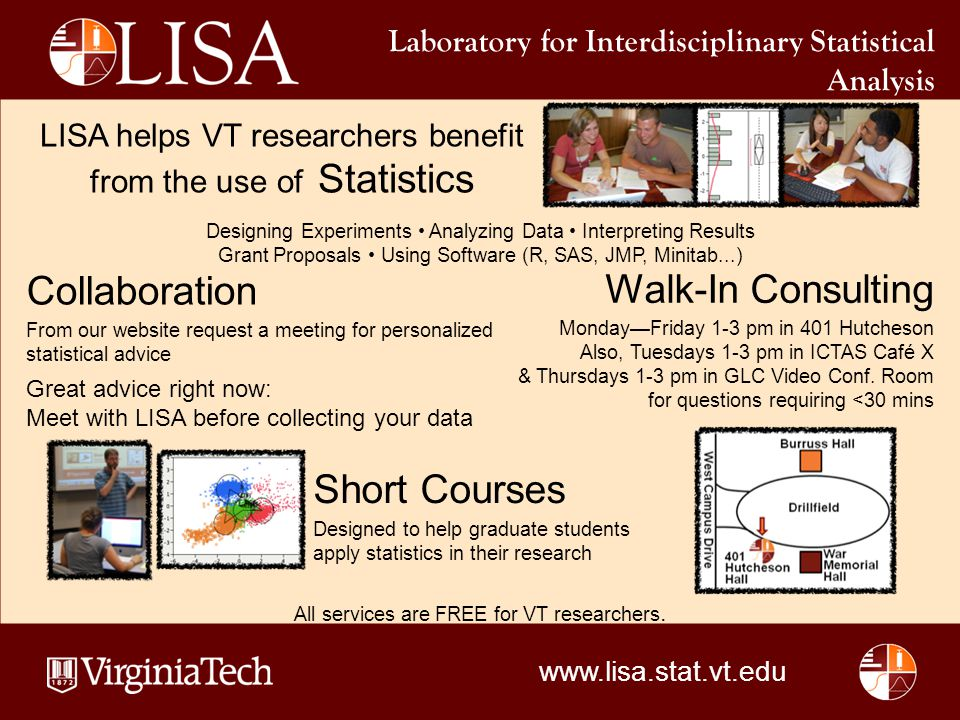 Collaboration Walk-In Consulting Short Courses