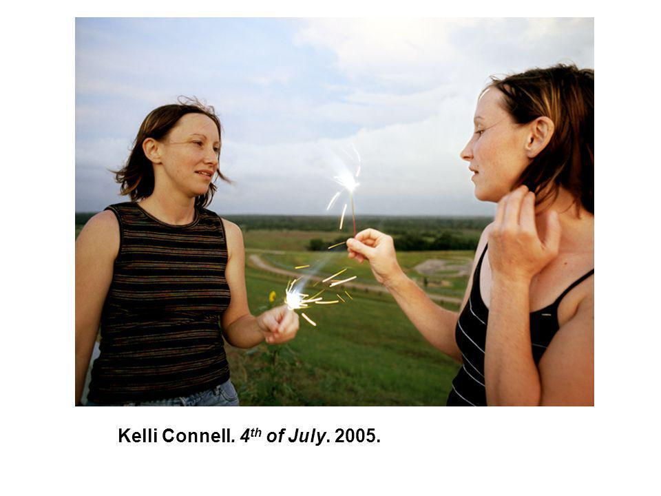 Kelli Connell. 4th of July. 2005.