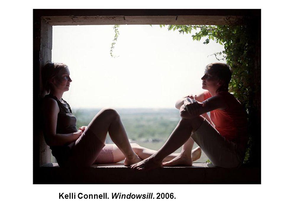 Kelli Connell. Windowsill. 2006.