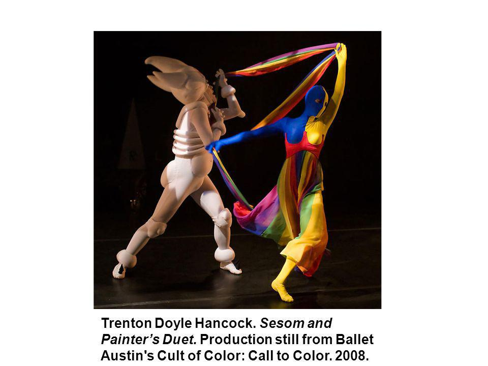 Trenton Doyle Hancock. Sesom and Painter's Duet
