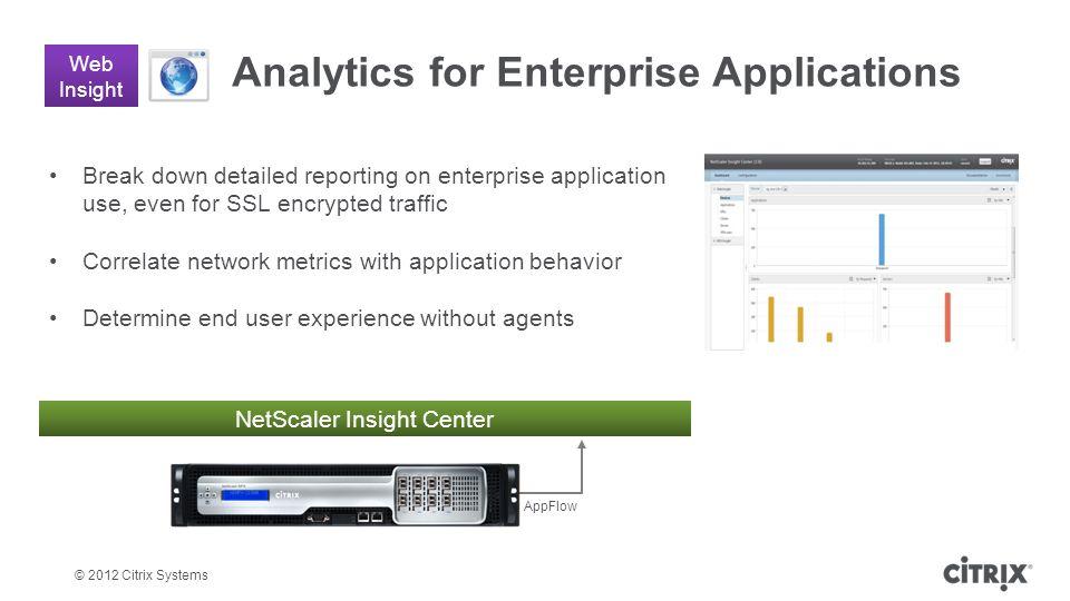 NetScaler Insight Center