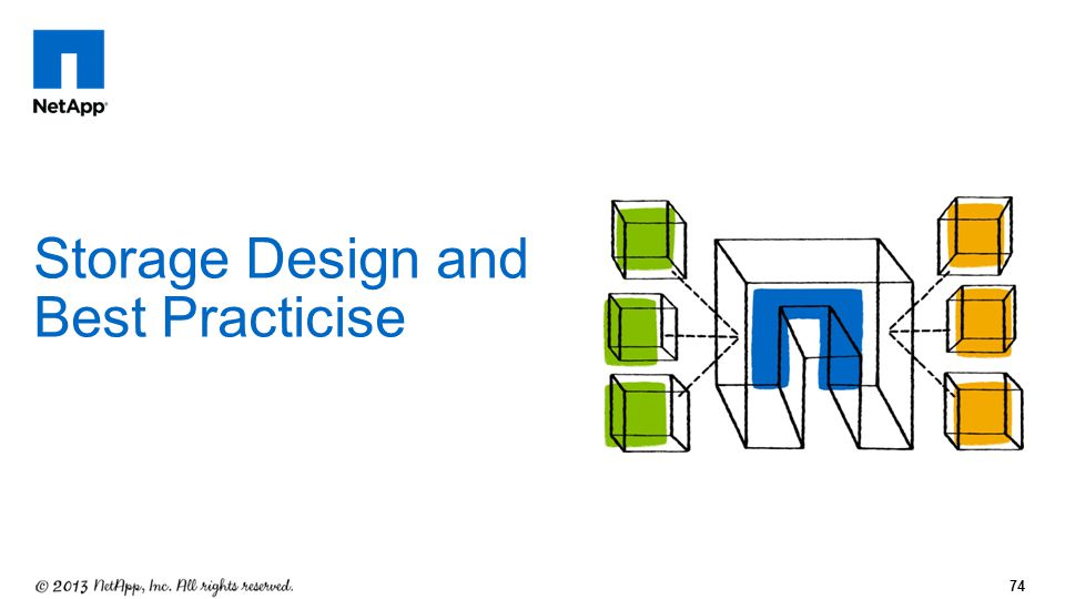 Storage Design and Best Practicise